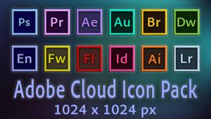 Adobe CC Icon Pack