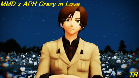 MMD x APH Crazy In Love by jadenramsey