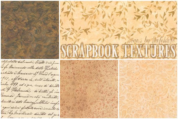 Scrapbook Papers 04