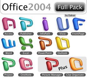 Office 2004 Full Pack