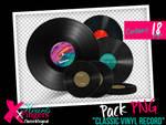 +Classic Vinyl Record PNG's
