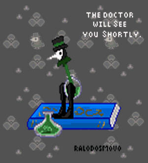 Dr. Crowgreen Brb Screen