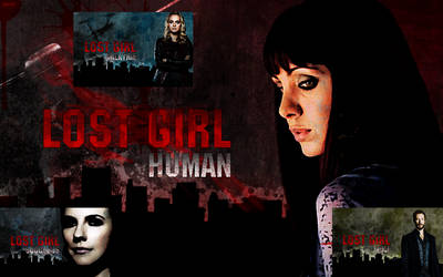 Lost Girl Max Payne Style Wallpapers