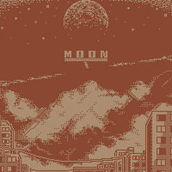 MOON by qmffnaowlr