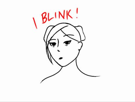 Blinking Animation Test (thing)