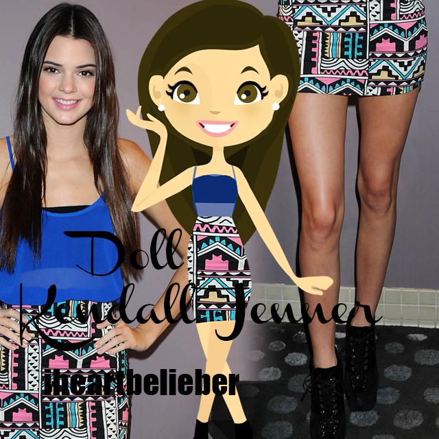 Nena Kendall Jenner by iHeartBelieber