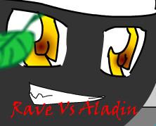 Rave VS Aladin by LOLRapid