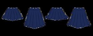 Hitogata Skirt Pack