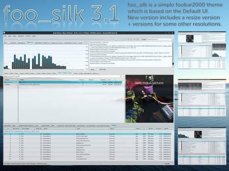 foo_silk 3.1