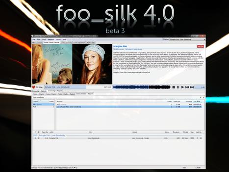 foo_silk 4.0 beta 3