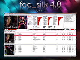 foo_silk 4.0 beta 4 by MatthijsB