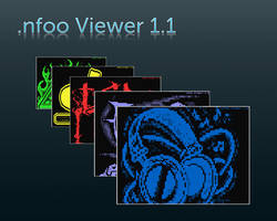 .nfoo Viewer 1.1 by MatthijsB