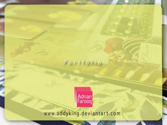 Adnan Portfolio by AddyKing