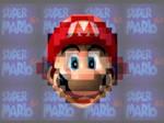 Mario Stretch Face 16-Bit