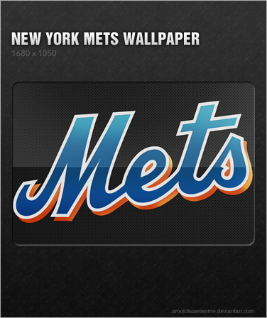 New York Mets Wallpaper by arnoldisawesome