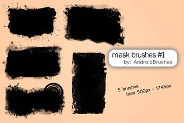 Mask Brushes - Set 1