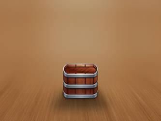 Barrel - Inkscape by vchabal