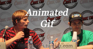 Bradley and Colin gif by CircusMonsters