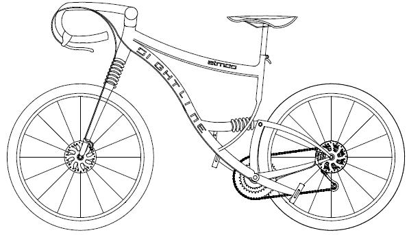 Bike - Finished Design by SlideSwitched