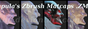 Zbrush MatCap .ZMT Materials Download