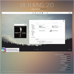 Returns 2.0 for Windows7 (Full Skin)(CustoPack)