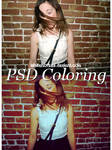 PSD Coloring Number 9