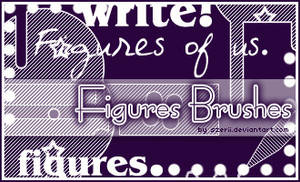 Figures brushes