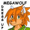 Dress up Megawolf