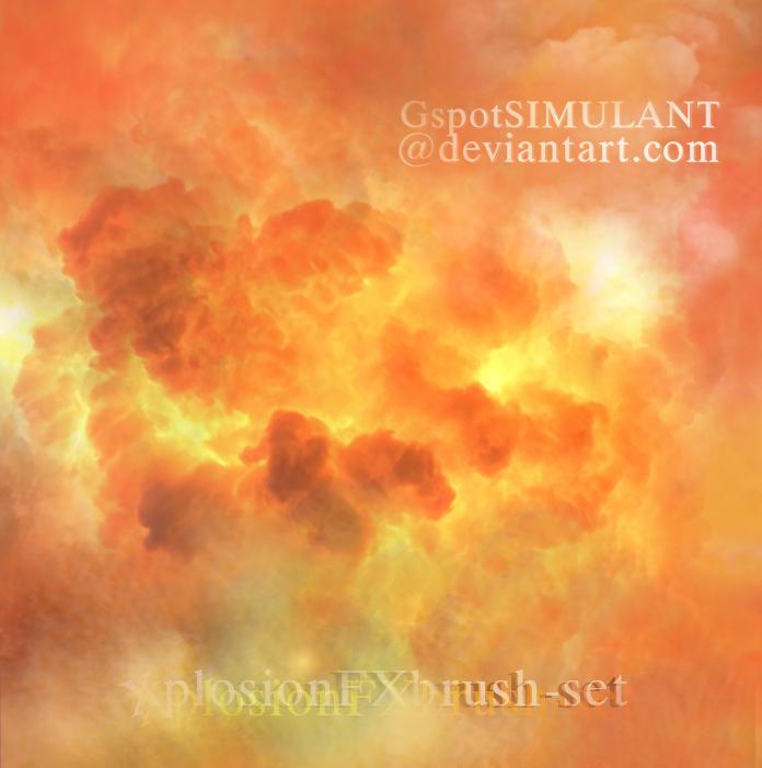 xplosion brush set by maView