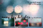 Rainy Day Delights by ~christelwarren