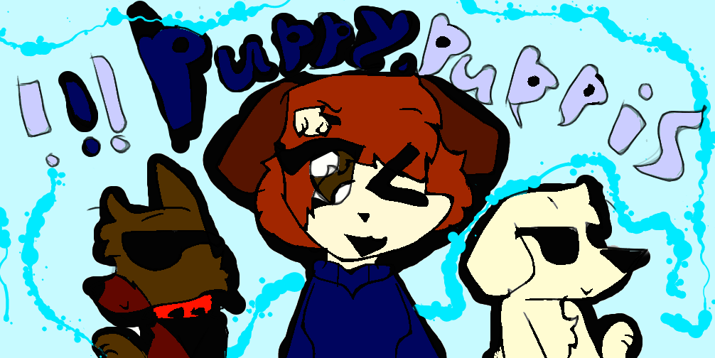 For Puppypuppies3321 by Chica3321
