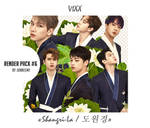[VIXX - Shangri-La] RENDER PACK #6 by Junneemy