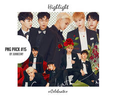 [HIGHLIGHT - CELEBRATE] PNG PACK #15