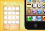 Photo Corners - iPhone Wallpaper