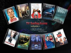 TV Series Icons volume 1