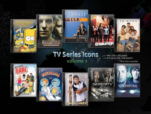 TV Series Icons volume 2