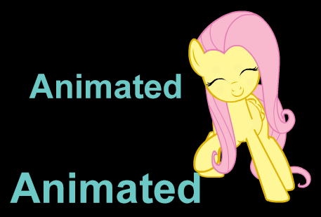 Avast! Fluttershy at 150 BPM (+Screensaver) by The-Paper-Pony