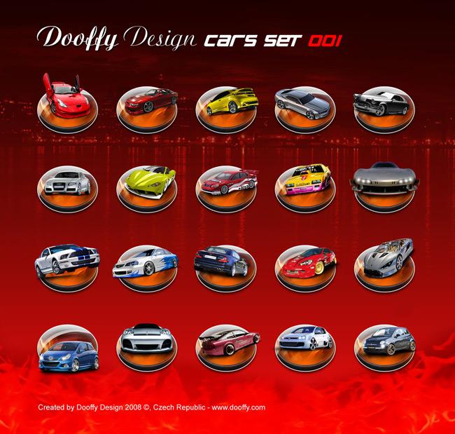 CAR Set 001