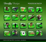 Hunting icons Pack
