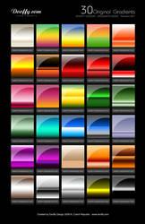 Dooffy gradients set002DC by Dooffy-Design