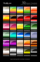 Dooffy gradients set002DC by Dooffy-Design