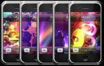 iKon iPhone Wallies