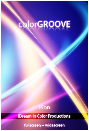 colorGROOVE by kon