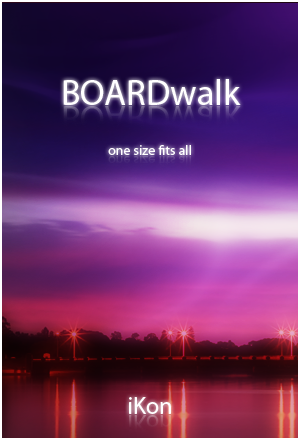 BOARDwalk by kon