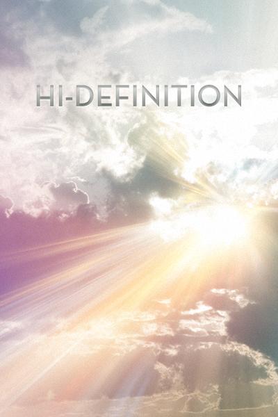 Hi-Definition by kon