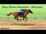 Race Horse Animation