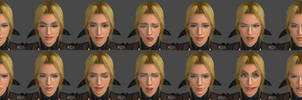 Face Pose Pack by PwN3Rship
