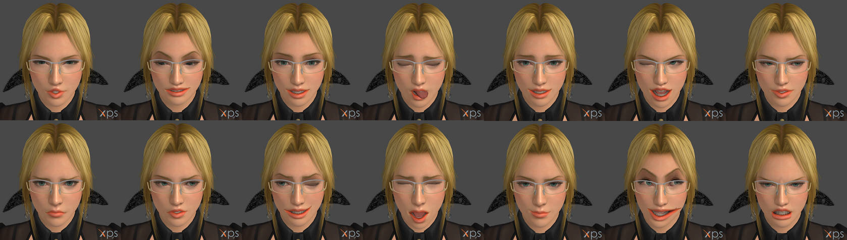 Face Pose Pack