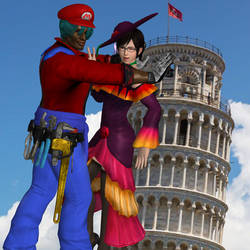 0847 Valentines Day Italian Vacation 0002 by PwN3Rship