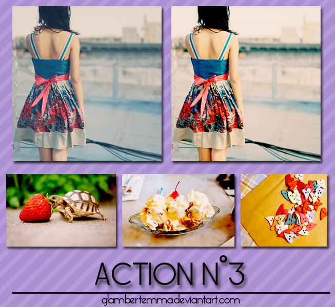 Action 3 by glambertemma